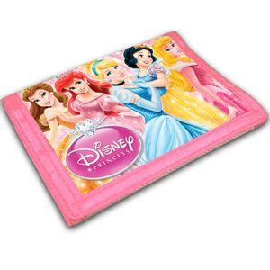 Carteira Infantil para Festas Princesas 11.5x8.5cm 0Unidade.