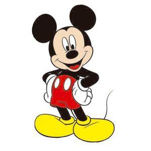 Painel em Eva Mickey Mod 3 34x56cm