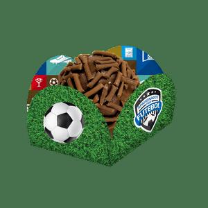 Porta Forminha Apaixonados por Futebol 40 unidades