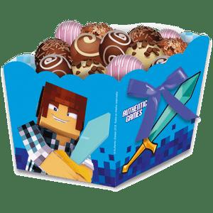 Cachepot Médio Authentic Games 8 unidades
