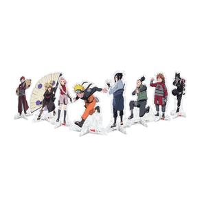 Decoração de Mesa Naruto 8 unidades