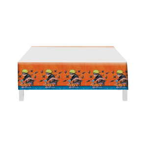 Toalha Plastica Naruto