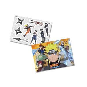 Kit Painel Decorativo Naruto
