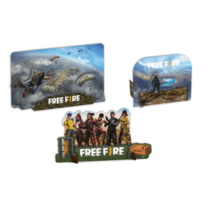 Painel Dec Especial Free Fire