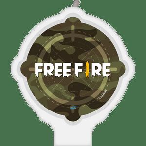 Vela Plana Free Fire