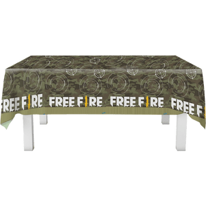 Toalha Decorativa Free Fire
