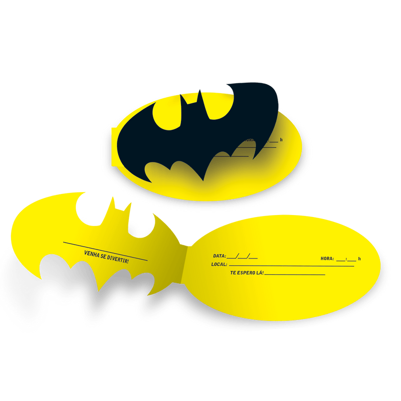 Convite---Batman-Geek