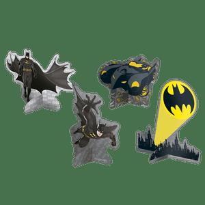 Decoração de Mesa Batman - 08 unidades