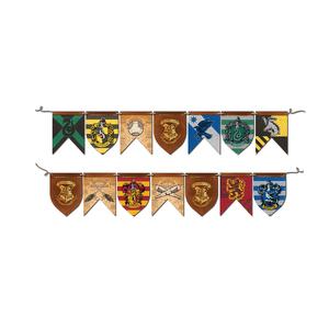 Faixa Feliz Aniversário Harry Potter