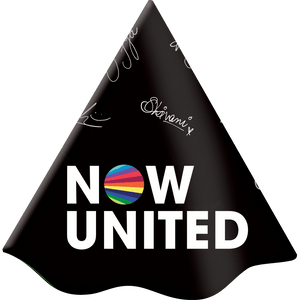 Chapéu Now United 8 unidades