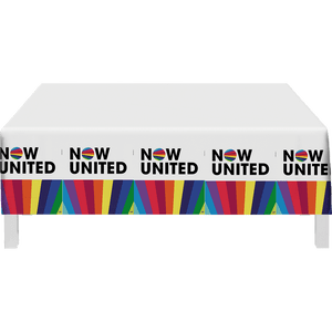 Toalha Plástica Now United