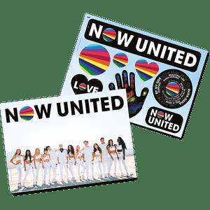 Kit Painel Decorativo Now United