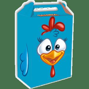 Caixa Surpresa Galinha Pintadinha Candy 8 unidades