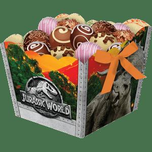 Cachepot Médio Jurassic World 8 unidades