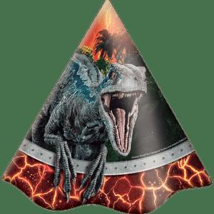 Chapéu Jurassic World 8 unidades