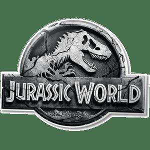 Painel 4 Laminas Jurassic World 126cmx88cm