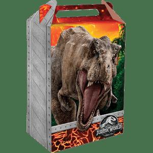 Caixa Surpresa Jurassic World 8 unidades