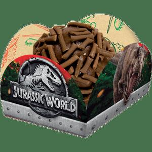 Porta Forminha Jurassic World 40 unidades