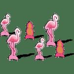 decoracao.flamingo