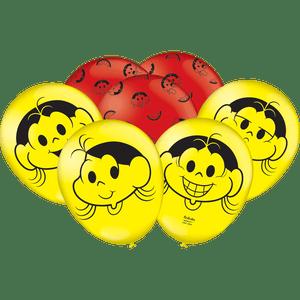 Balão de Latex n°9 Magali 25 unidades