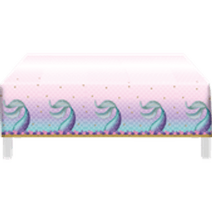 Toalha Plástica Sereia