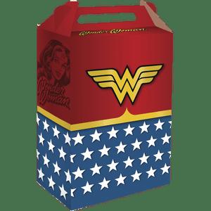 Caixa Surpresa Mulher Maravilha - 8 unidades