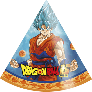 Chapéu Dragon Ball 8 unidades