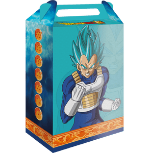 Caixa Milk C/08 Dragon Ball