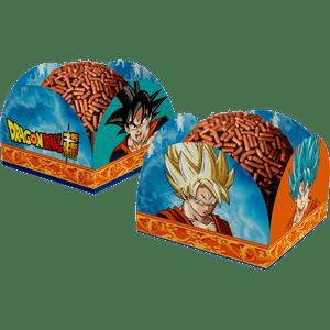 Porta Forminha Dragon Ball 40 unidades