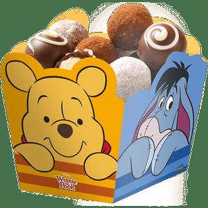 Cachepot Médio Pooh e sua Turma 8 unidades