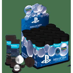 Bolha De Sabão 60ML C/16 - Playstation