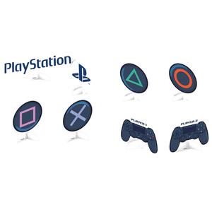 Decoração de Mesa Playstation 8 unidades