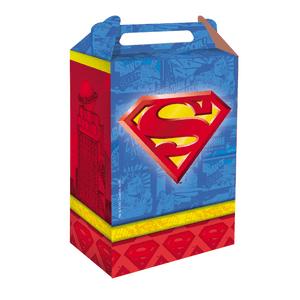 Caixa Surpresa Superman 8 unidades