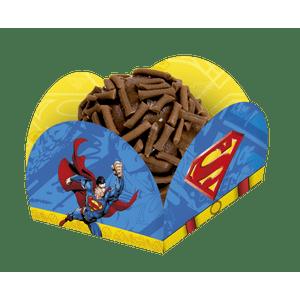 Porta Forminha Superman 40 unidades