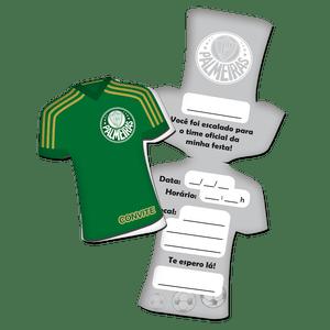 Convite Palmeiras - 08 unidades