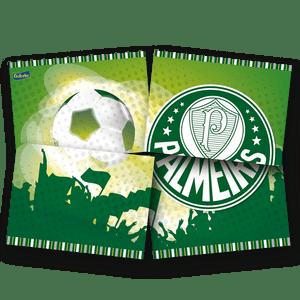 Painel 4 Lâminas Palmeiras 126cmx88cm