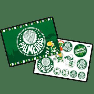 Kit Painel Decorativo Palmeiras