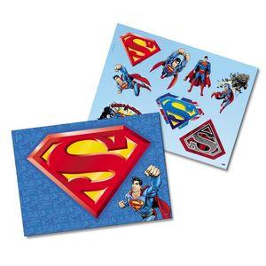 Kit Painel Decorativo Superman