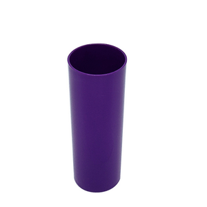 Copo Pic 360 de Acrílico Long Drink Açaí