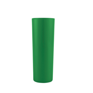 Copo Pic 360 de Acrílico Long Drink Verde Escuro