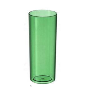 Copo Pic 360 de Acrílico Long Drink Verde Escuro Glass