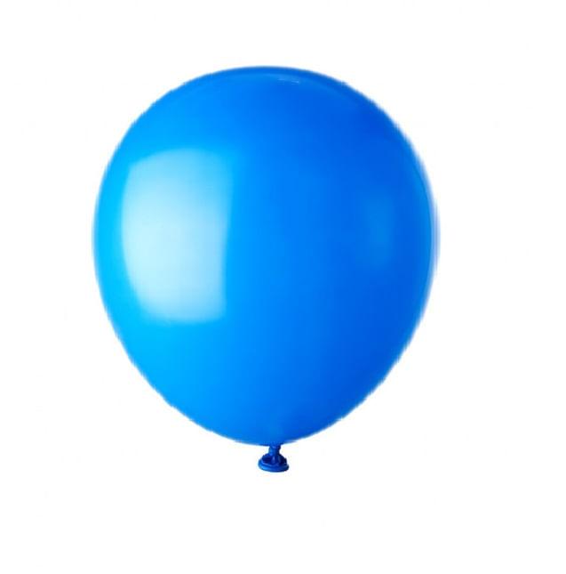 Balao-de-Latex-Buffet-9-com-50-Unidades-Azul--