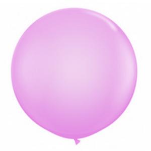 """Balão de Látex 250"""" Liso Rosa Claro"""