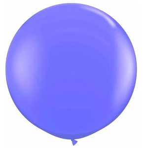"Balão de Látex 250"" Liso Lilás"
