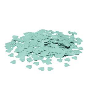 Confete de Estrela Metálico com 20 gramas 1,5cm na Cor Azul