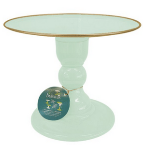 Boleira Mosaico Kit 18cm x 22cm Premium New Colors Filete Verde Menta