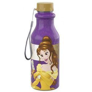Garrafa Retrô Princesas Bela e a Fera - 500ml