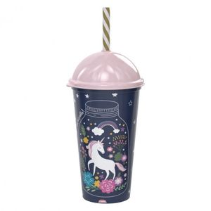 Copo Shake Unicornio - 500ml