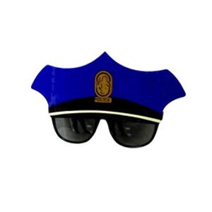 Óculos Policial Cap Azul