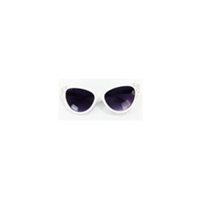Óculos Gatinho Infantil Branco